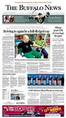 Gary Buffalo News Front Page
