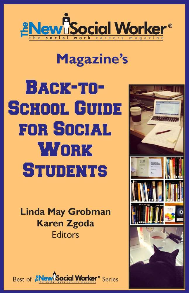 Back to School Guide for Social Work Students eBook Published!